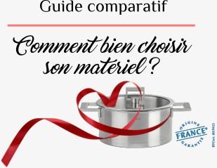 Guide comparatif Cristel